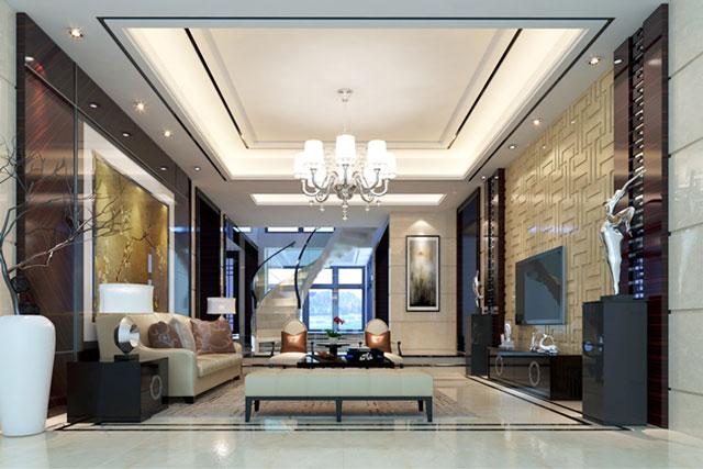 广州装修公司-广州装饰公司-客厅