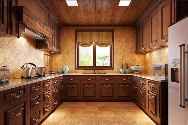 广州装修公司-新房装修-厨房水电