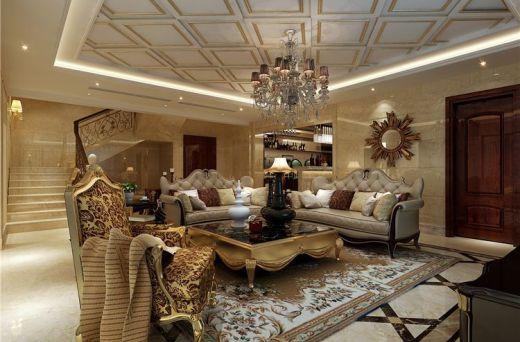 安泰世界城別墅 豪華歐式