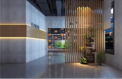 龙华loft工业风格办公室
