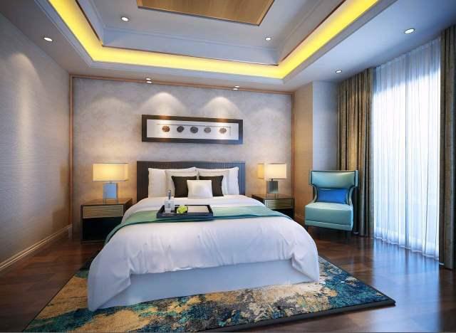 华浔装修-华浔装饰-广州装修公司-卧室如何装修比较好看