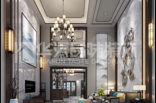 大華·錦繡海岸-別墅-現代中式