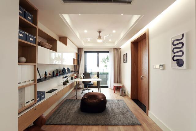 书房装修注意事项有哪些-书房怎么装修设计好-广州装修公司