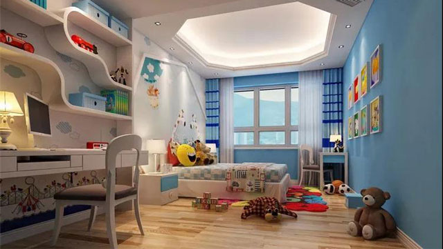 儿童房风水禁忌-儿童房如何装修-广州装修公司