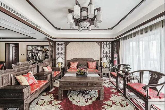 新中式家装指南-新中式风格如何装修-新中式装修效果图