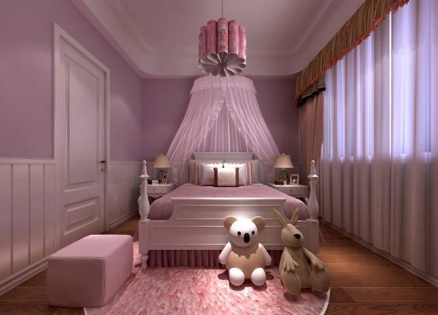 儿童房装修注意事项-儿童房怎么装修安全又好看-华浔装修公司