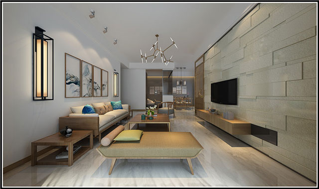 客厅怎么装修好-如何做好客厅装修-广州装修公司