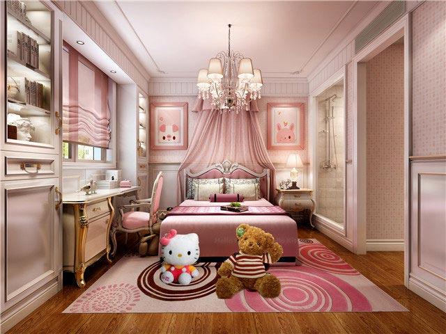 儿童房装修注意事项-儿童房怎么装修好-广州华浔
