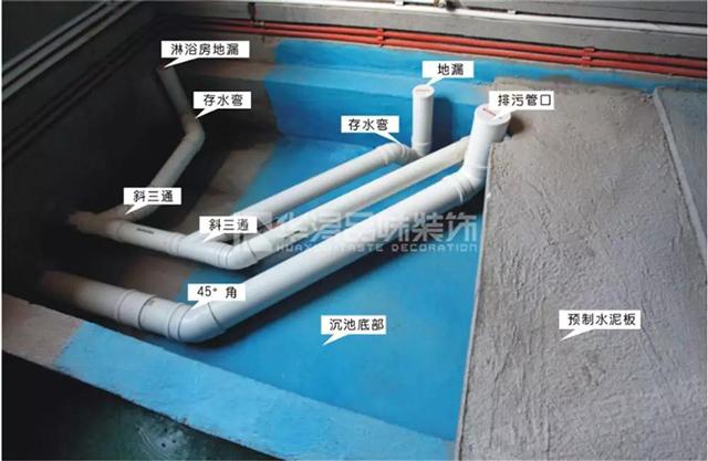衛浴間裝修四大講究-衛浴間裝修注意事項-廣州裝修公司