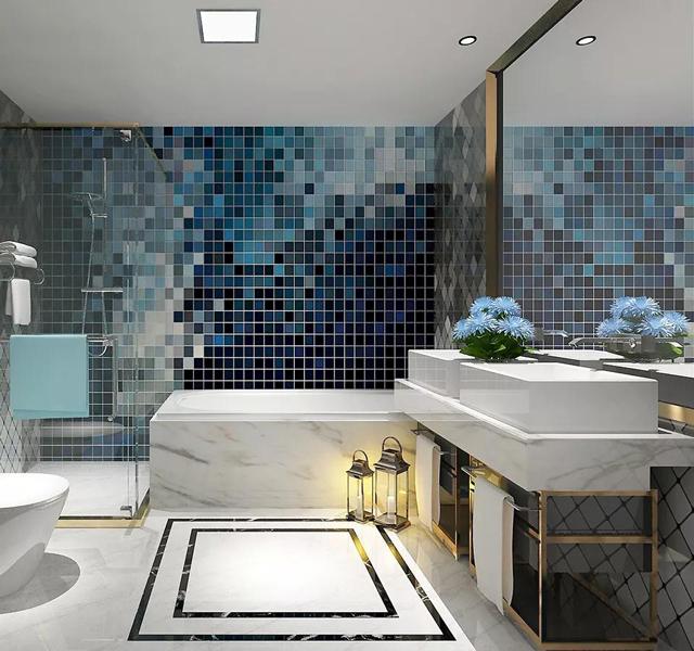 怎样贴瓷砖又快又好-房间贴什么瓷砖好-怎么判断瓷砖贴的好不好