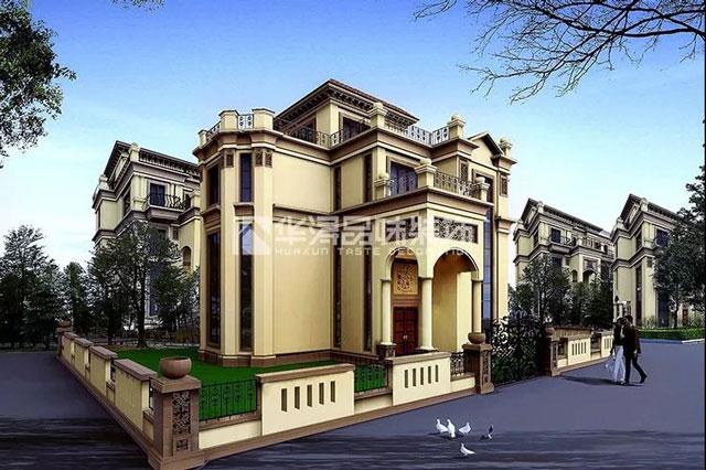 为什么城里人喜欢别墅-别墅装修效果图-别墅装修注意事项