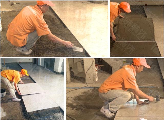 地磚怎么鋪效果最好-地磚鋪的好不好怎么看-常見的地磚鋪貼工藝有哪些