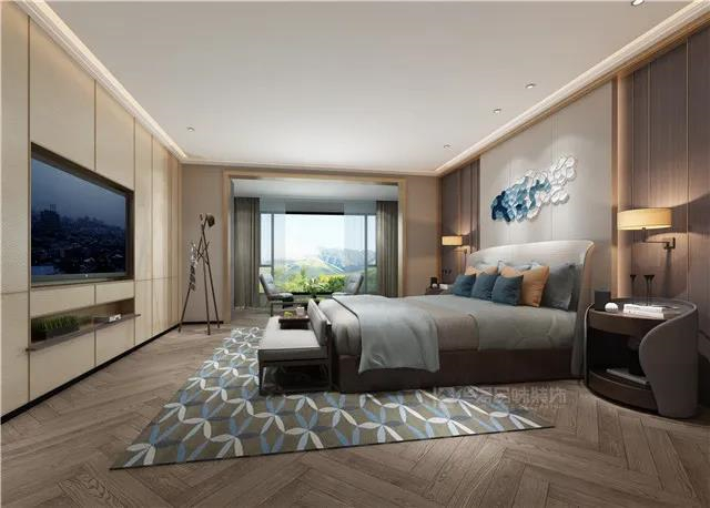 臥室床怎么擺放好-華潯品味裝飾公司-華潯品味裝飾集團