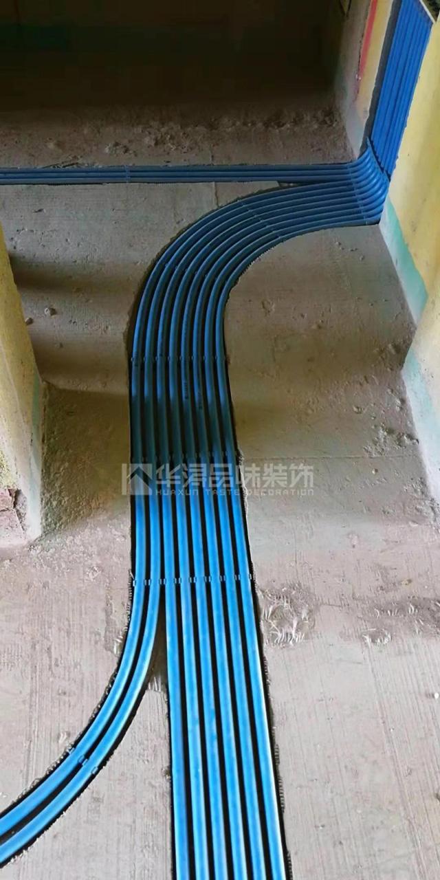 家居装修电线管为什么转弯-线管设置弯头注意事项